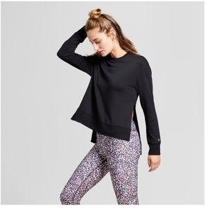 Women's cozy layering sweatshirt
